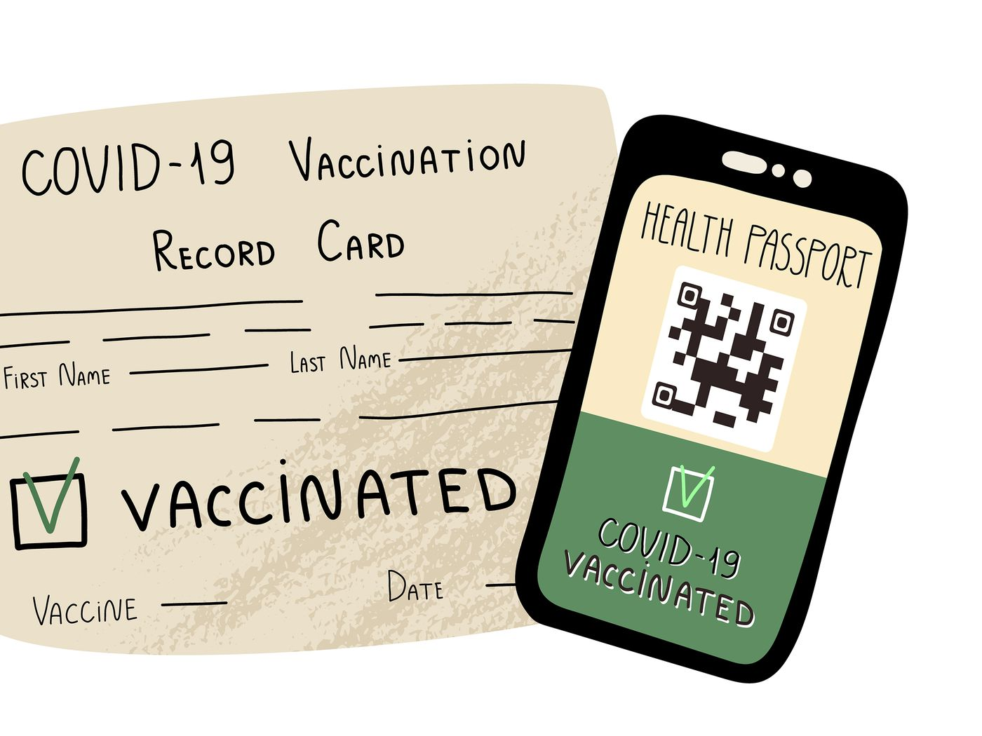 Los Angeles County to Mandate COVID-19 Vaccine Passports